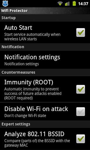 Как защитить wifi