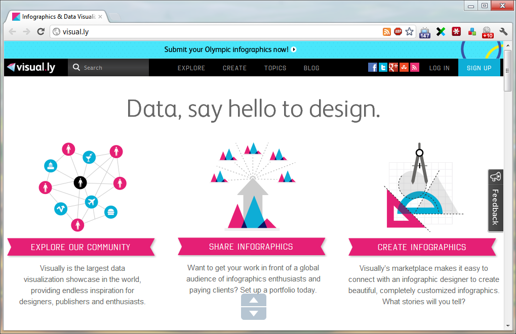 Create timeline infographic online