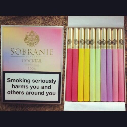 Sobranie сигареты в картинках