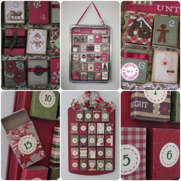 Рождествеский календарь