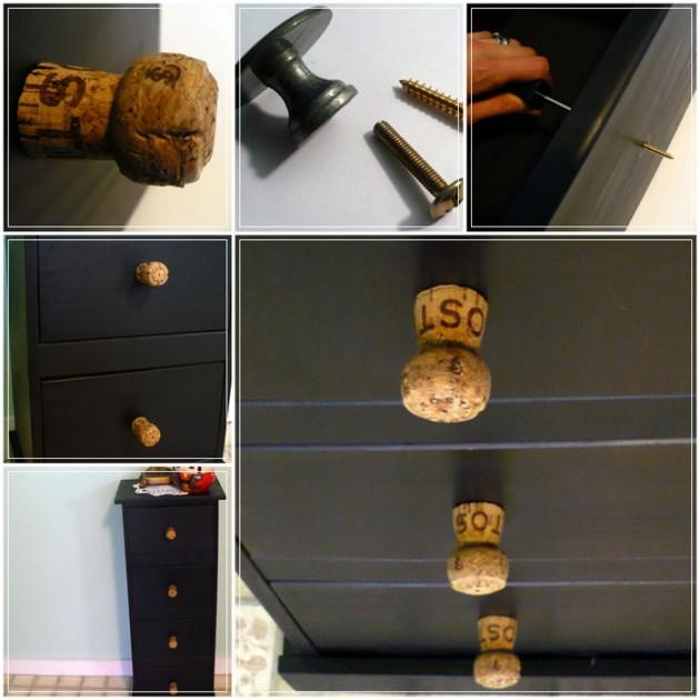 Ручки для шкафа