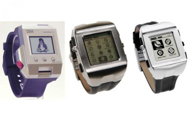 IBM WatchPad, Wrist PDA, SPOT