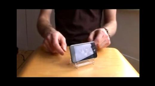 Как сделать своими руками подставку для смартфона