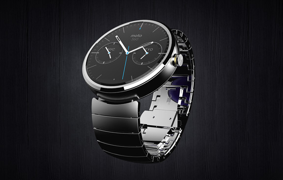 Android Wear Moto 360