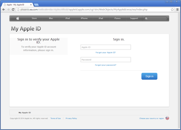 apple id ea