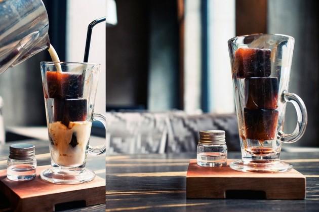 кофе в кубиках
