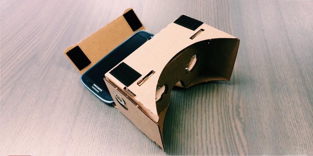 Как сделать очки виртуальной реальности из телефона