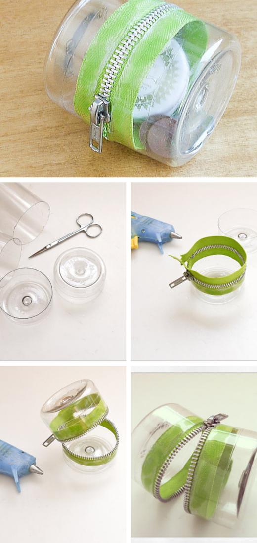 Вторая жизнь пластиковой бутылки своими руками
