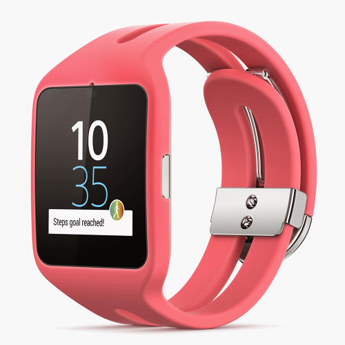 A beautiful smart watch and phone with 3g connectivity and wi-fi support