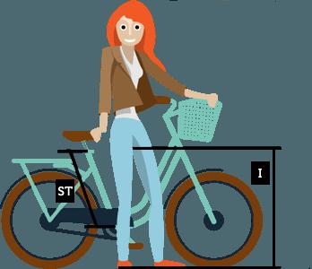 Как подобрать велосипед по своим физиологическим параметрам