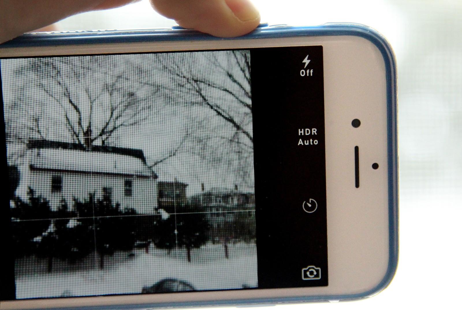 Приложение на айфон чтобы делать зеркальное фото