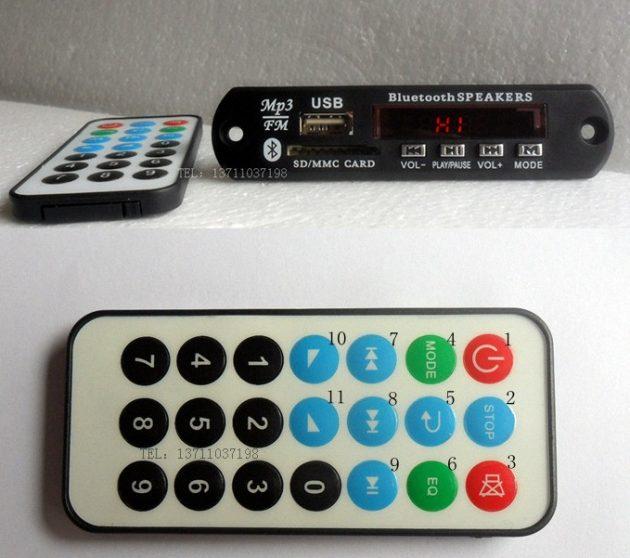 Наиболее продвинутая китайская плата - с экраном и Bluetooth