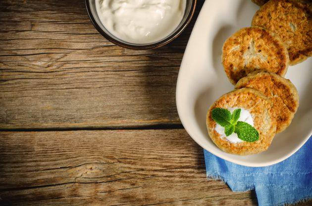 Блюда из баклажанов: котлеты