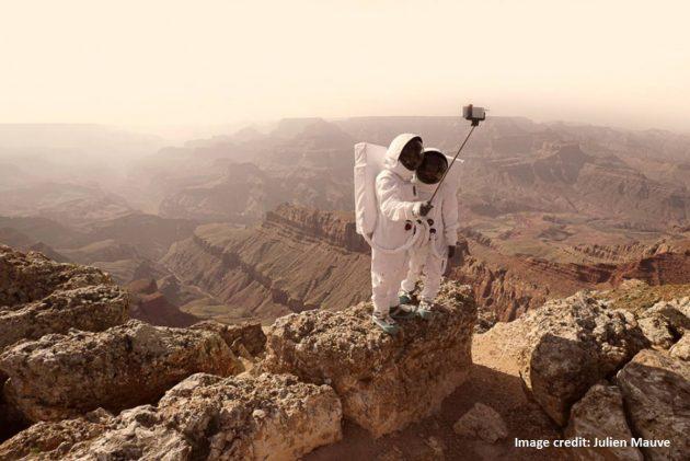 Колонизация Марса по программе Mars One