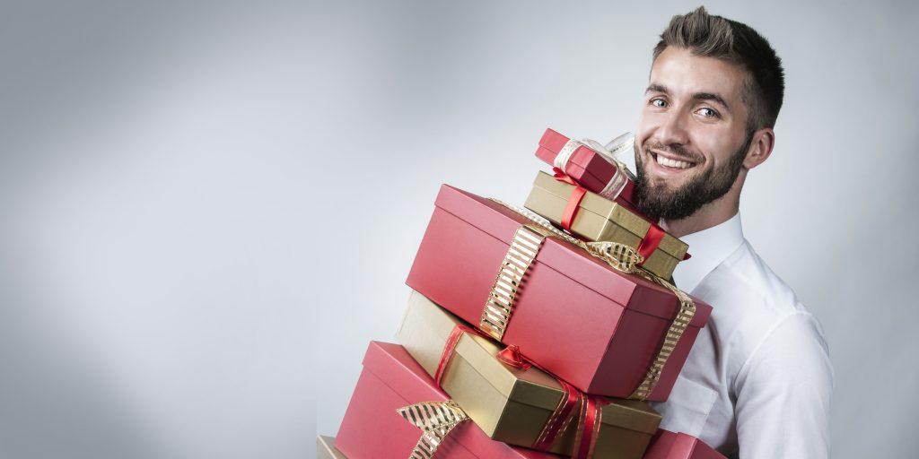 Бизнес с новогодними подарками 209