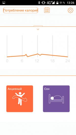 Movnow Plus: активность и сон