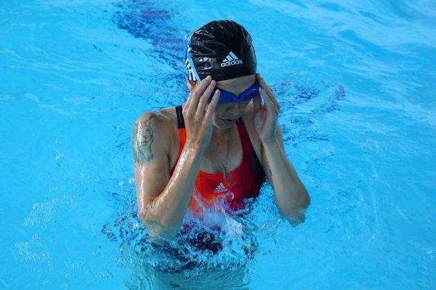 Тренировка Urban Tri по плаванию: первые гребки