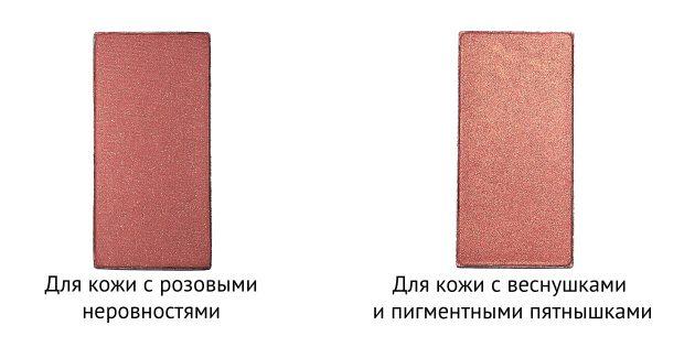 Ежедневный макияж: румяна