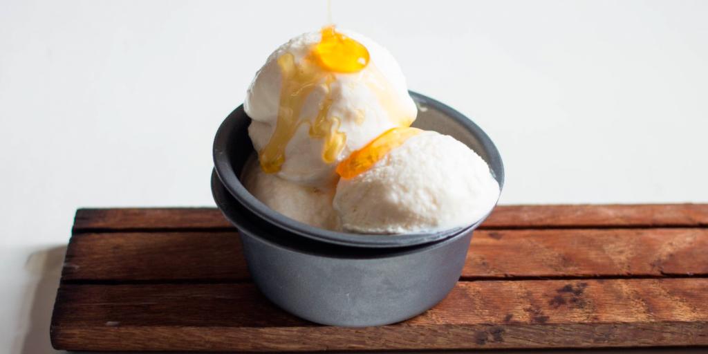 Рецепт мороженого йогурта домашних