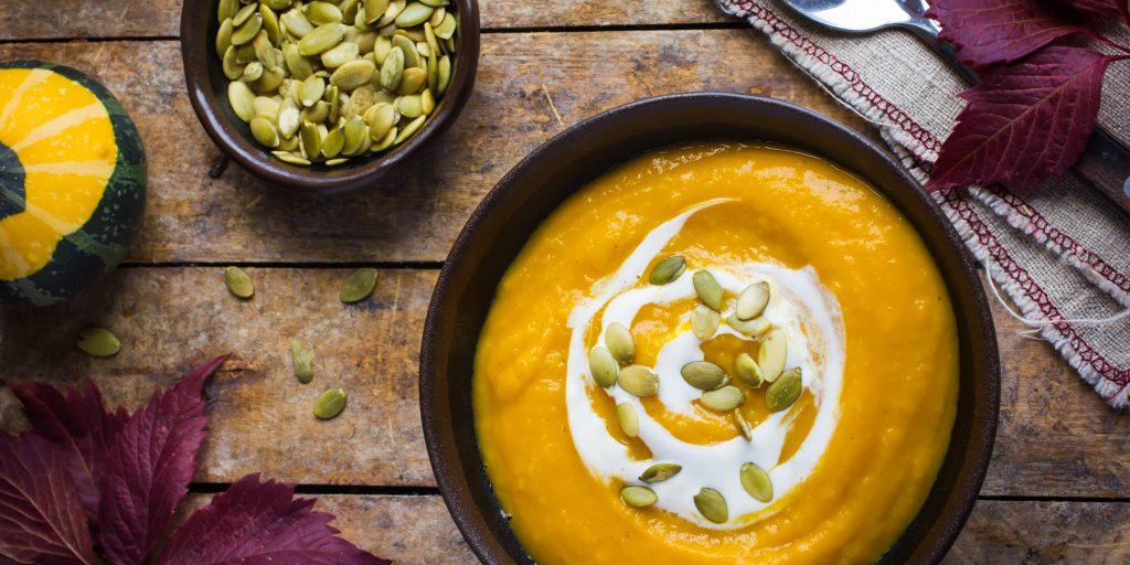 Как приготовить блюда из тыквы рецепты