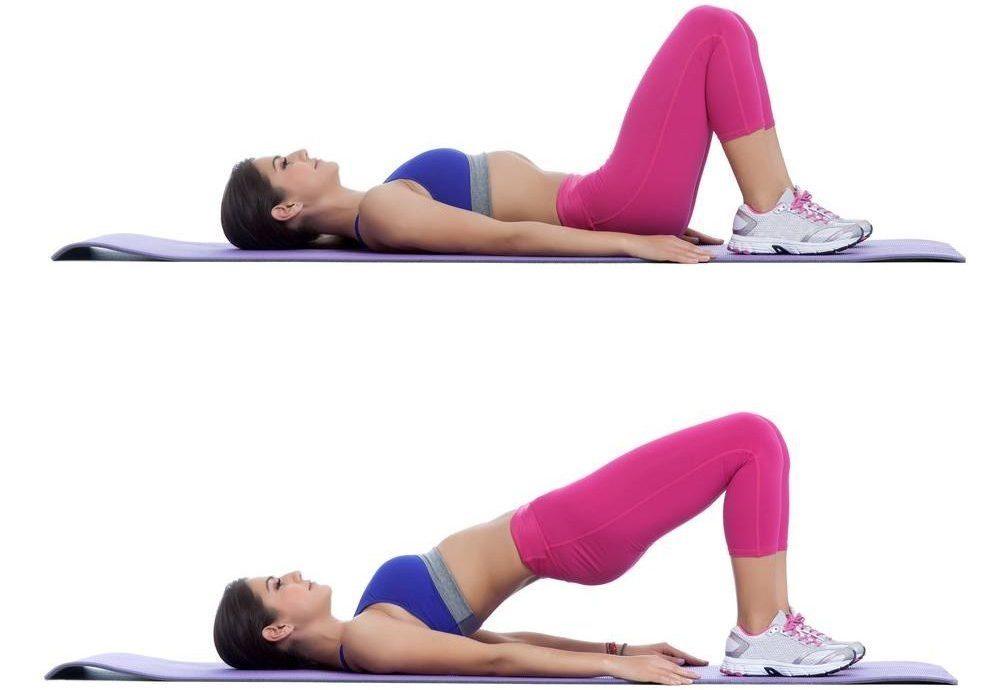 Программа упражнений на похудение для мужчин
