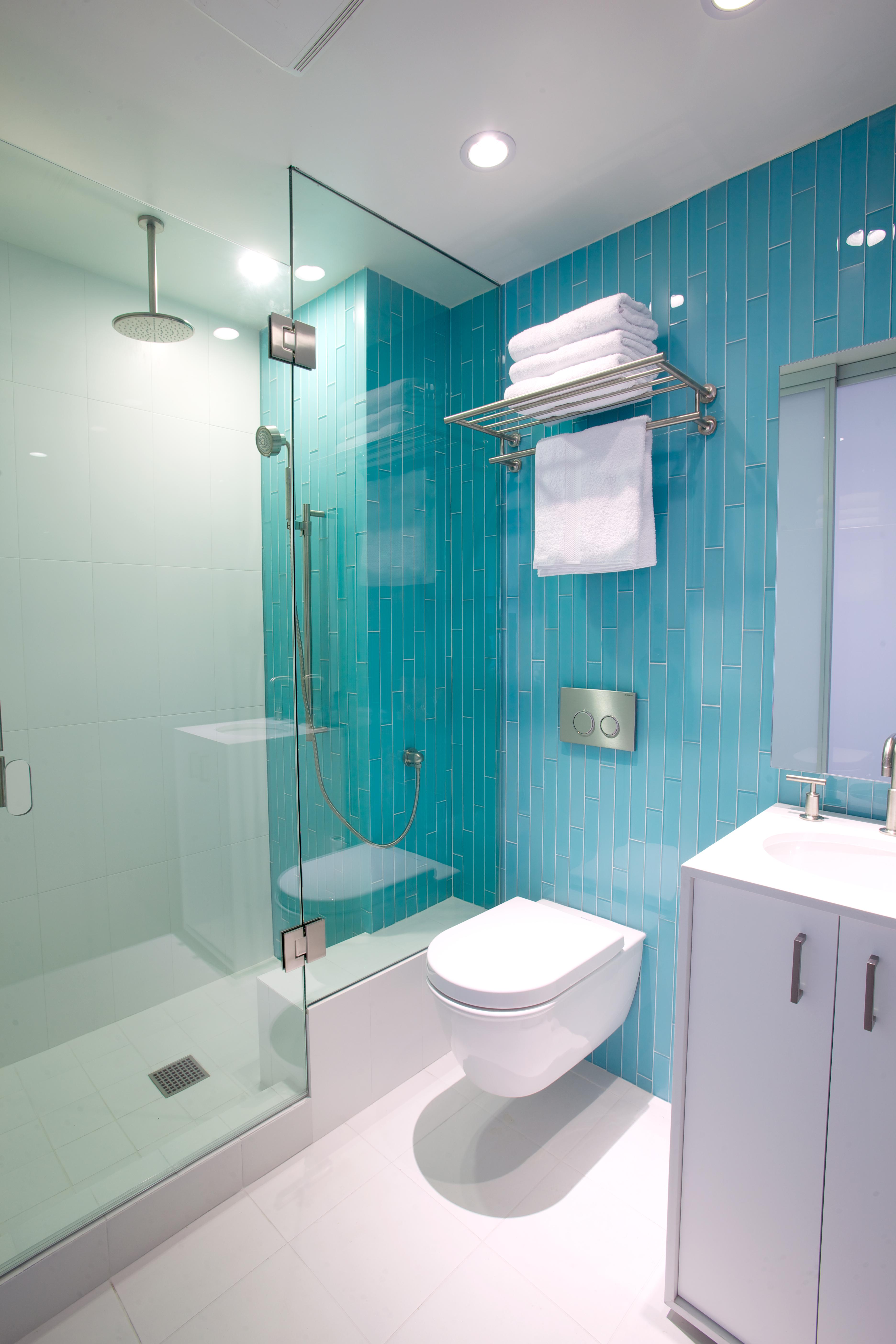 Как сделать совместно туалет и ванную