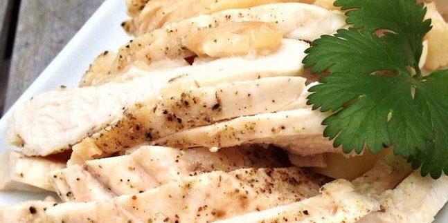 Как похудеть на кефире и куриной грудке
