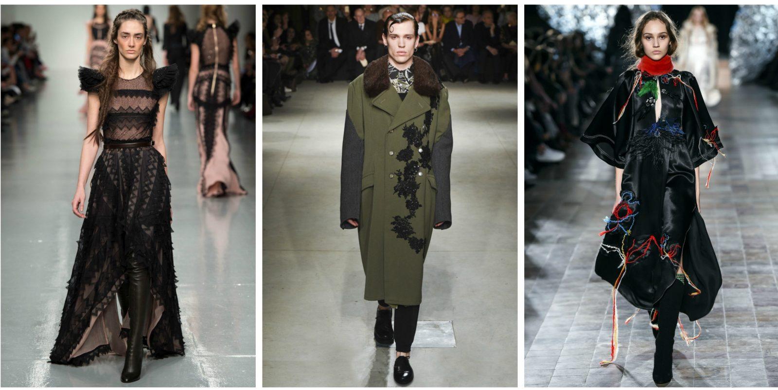 Модные тенденции осень-зима 2018 | фото
