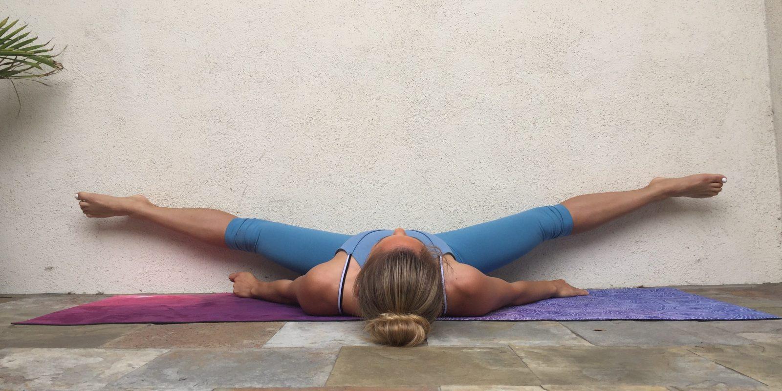 Эффективные упражнения для растяжки на шпагат 96