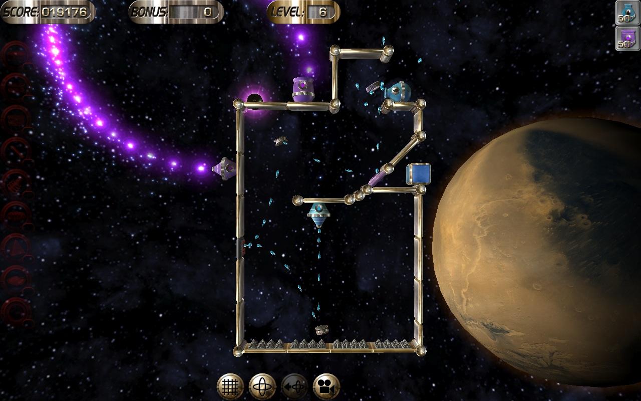 Enigmo 2: космическая алхимия