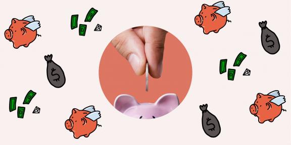 Здоровые отношения с деньгами: что это и как их достичь