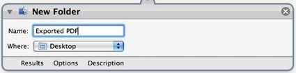 Automator: рендеринг PDF как JPG