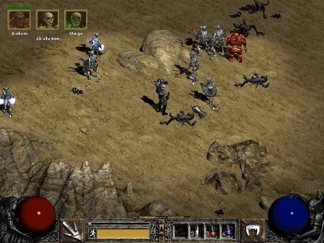 Diablo II: mac версия классики