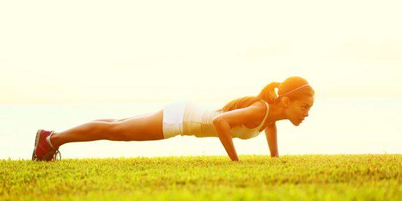 Простое утреннее упражнение, которое помогает проснуться и не требует много времени