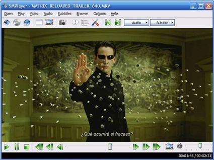 SMPlayer - продвинутые возможности для Mplayer