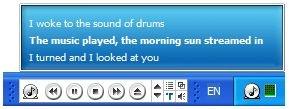 ALSong - аудио плеер с лирикой