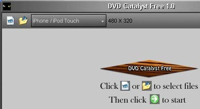 DVD Catalyst