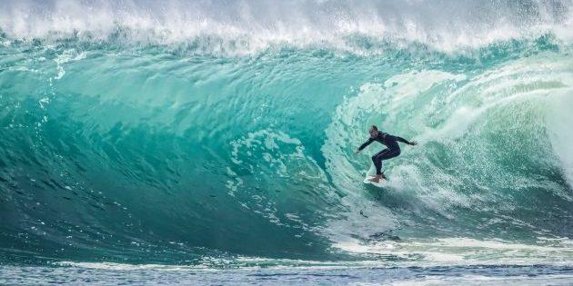 сделать перед смертью: сёрфинг