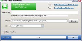 Easy Video Downloader — простой загрузчик видео из интернета