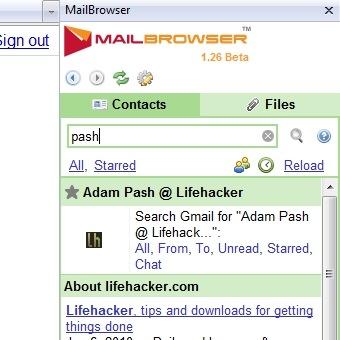 Расширяем функционал веб-версии Gmail при помощи MailBrowser