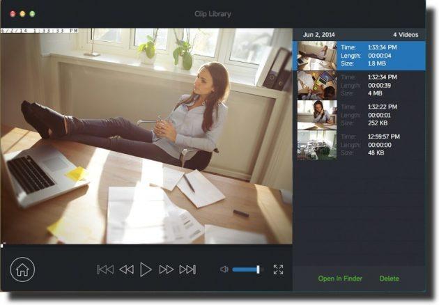 программы для видеонаблюдения: Periscope Pro