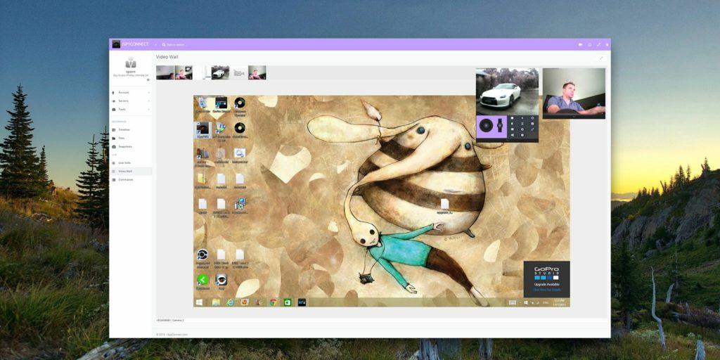 Программы для видеонаблюдения: iSpy