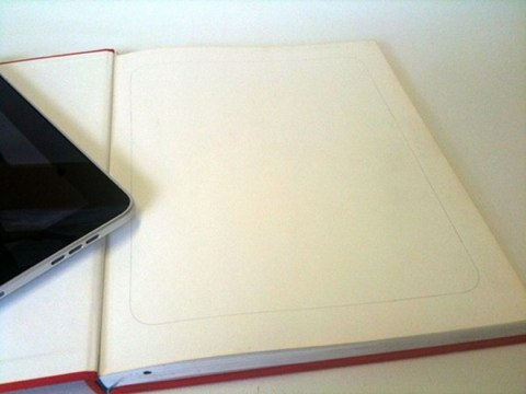 старая книга, лайфхакер, lifehacker.ru, хэндмейд, чехол для iPad