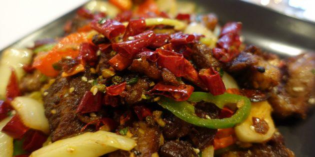 Вкусно и недорого: Овощное рагу с перцем чили