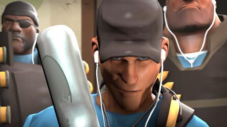 Team Fortress 2 приходит на Mac