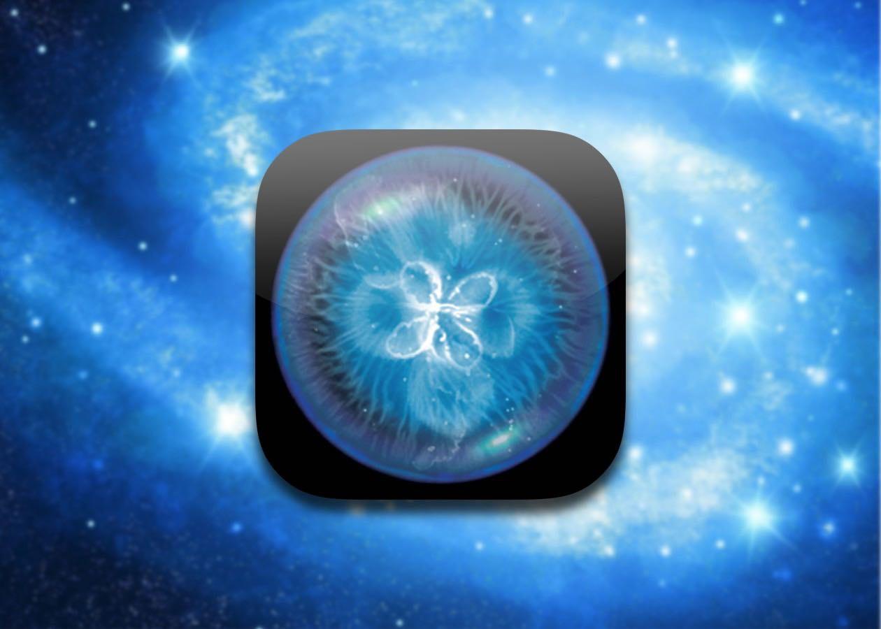 Игры для iPad: Osmos —настольный микрокосмос