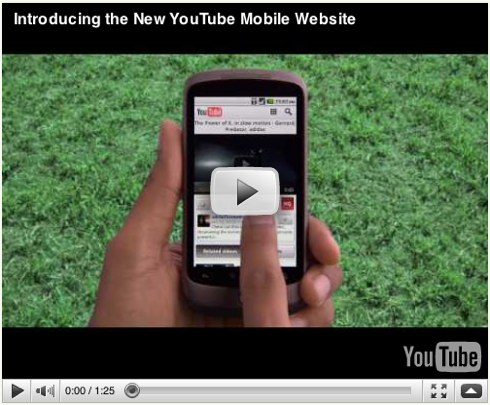 YouTube_s New Mobile Web Site Is HTML5-Friendly, Higher Quality than iPhone_s Native App-1