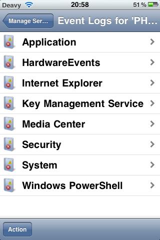 Rove Mobile Admin [Программы для iPhone]