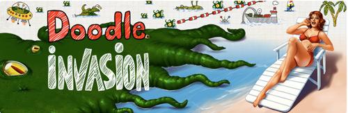 Doodle Invasion: защити планету от внеземных захватчиков! [Игры для iPhone/iPad]