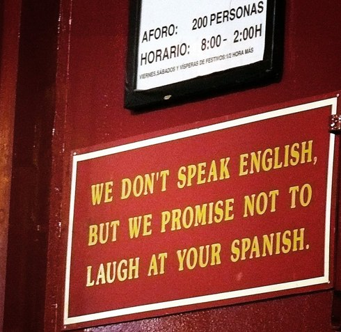 speak english-1